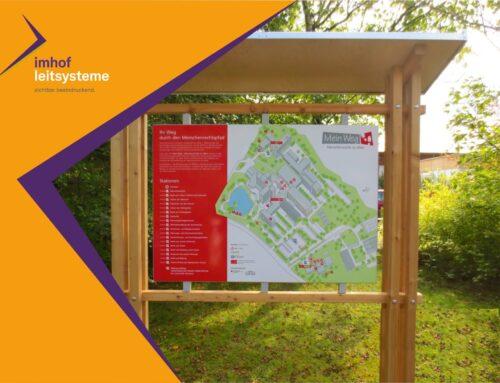 Touristische Leitsysteme von Imhof Werbung: Der richtige Weg zum Ziel öffnet Erlebnisräume